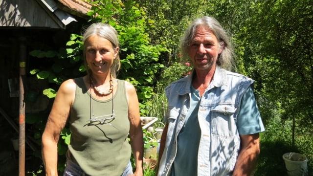 Die pensionierten Idealisten: Tina und Werner Bättig, Emmental