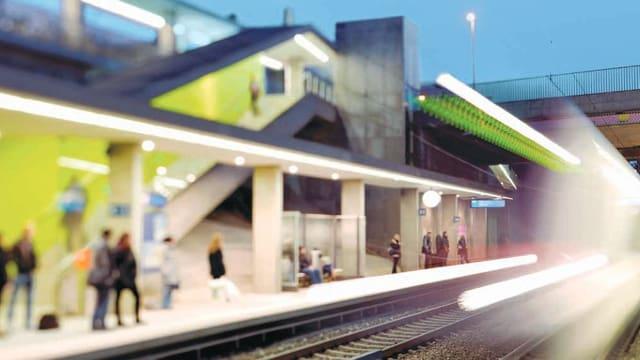 Das Herzstück ist eine ambitiöse Zukunftsvision für die beiden Basel.