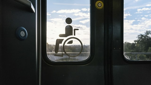 Gleichstellung von Behinderten