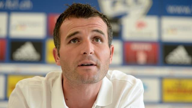 Sportchef Alex Frei.