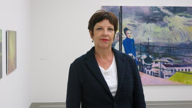 Porträt Barbara Zürcher