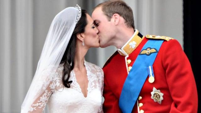 Prinz William und Catherine Middleton
