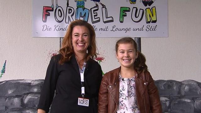 Video «Kinder-Spezial – Tag 1 – Formel Fun, Bülach» abspielen