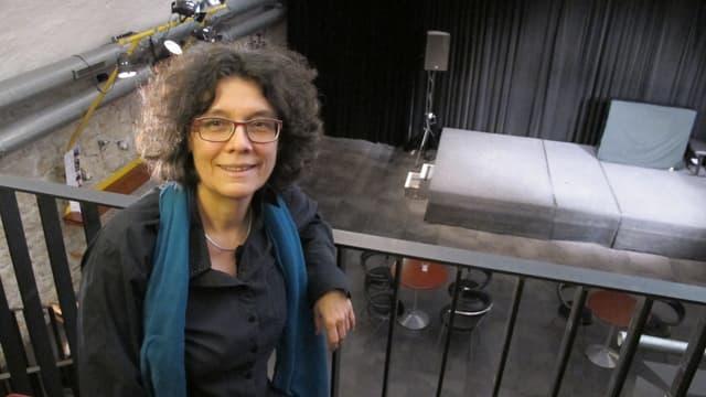 Katharina Furrer von der Haberhausbühne.