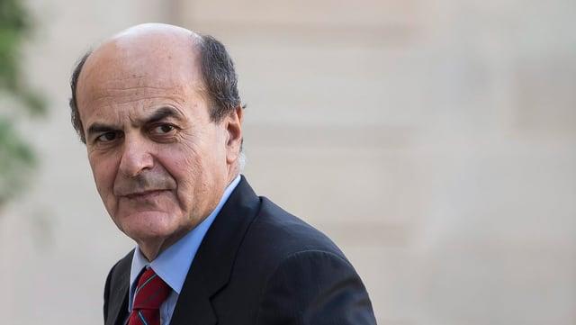 Pier Luigi Bersani ist für seine kompromissbereite Politik bekannt.