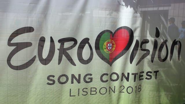 Logo dal Eurovision Song Contest 2018 a Lissabon