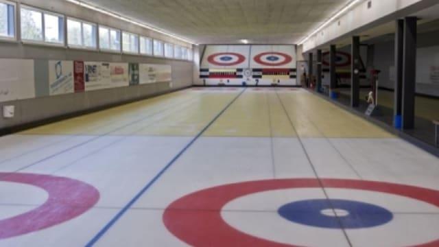 Curling Halle