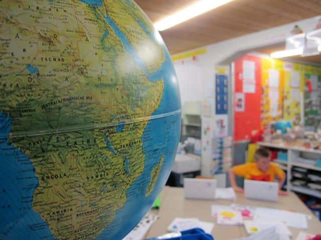 Die International School Solothurn besuchen Schüler aus 24 Nationen.