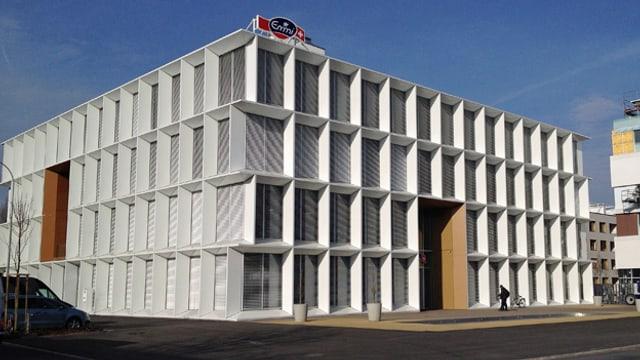 Emmi-Hauptsitz.