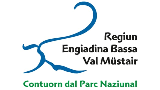 Logo Regiun Engiadina Bassa Val Müstair