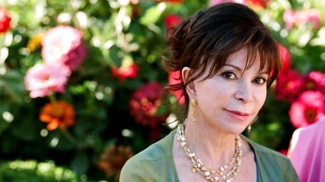 Porträt Isabel Allende