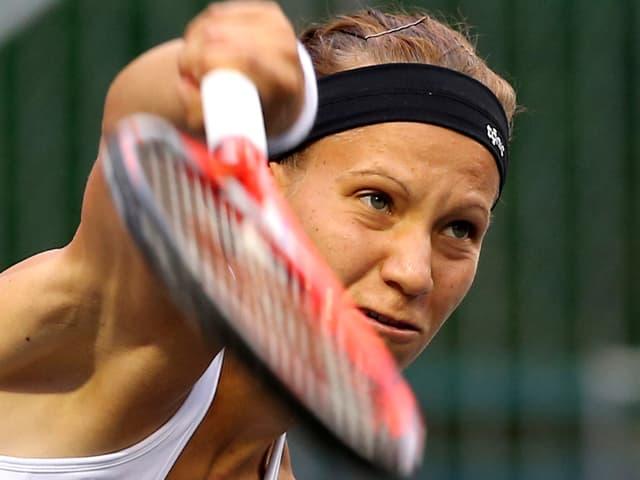 La giugadra da tennis Viktorija Golubic.