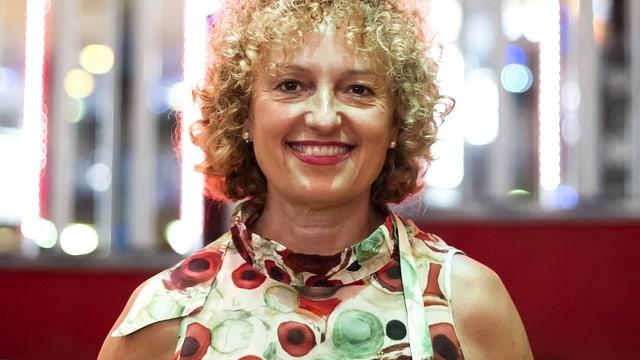 Porträt Carolyn Christov-Bakargiev