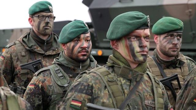 Schuldads da la Bundeswehr.