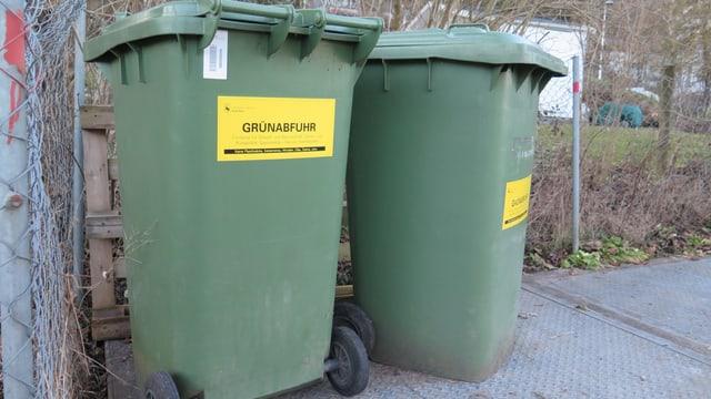 Grüncontainer