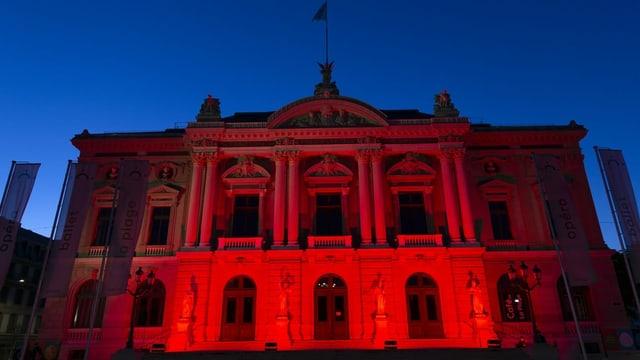 Das Opernhaus in Genf.