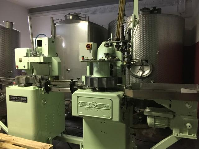 Maschinenanlage
