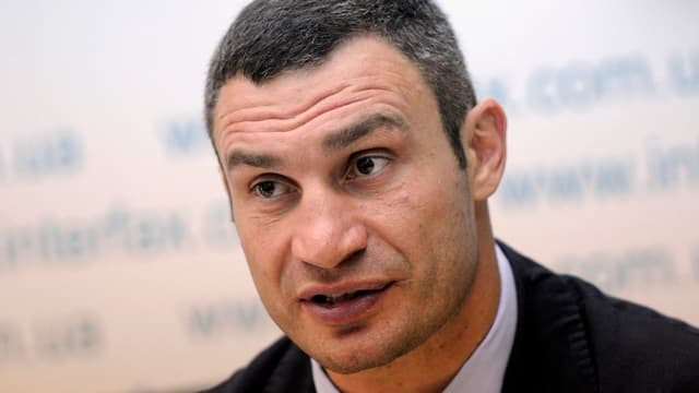 Witali Klitschko hat in der Ukraine alle Hände voll zu tun.