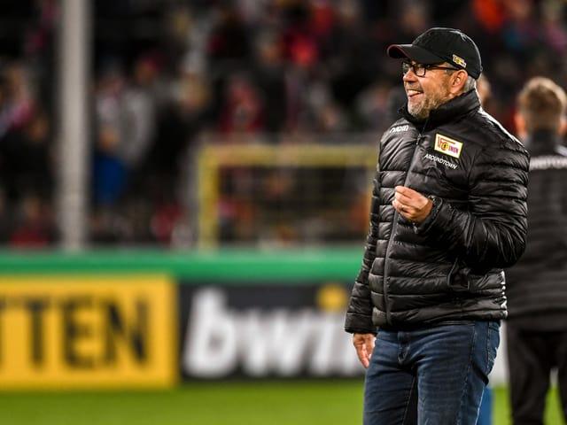 Urs Fischers Union Berlin gewinnt im Pokal gegen den SC Freiburg.
