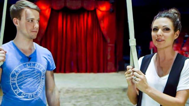 Video ««Die grössten Schweizer Talente – Mein Leben danach»» abspielen