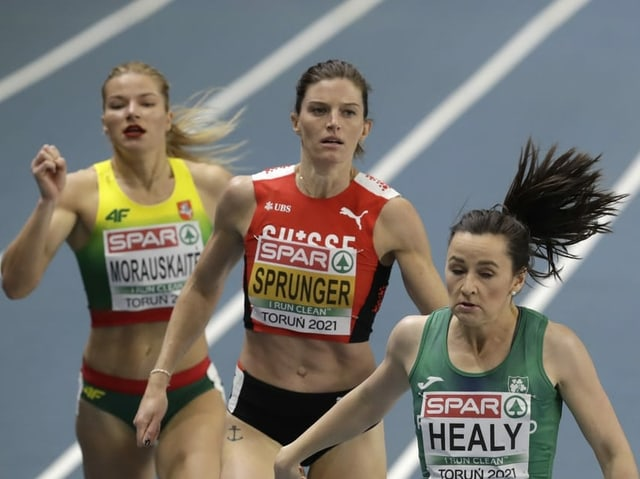Léa Sprunger