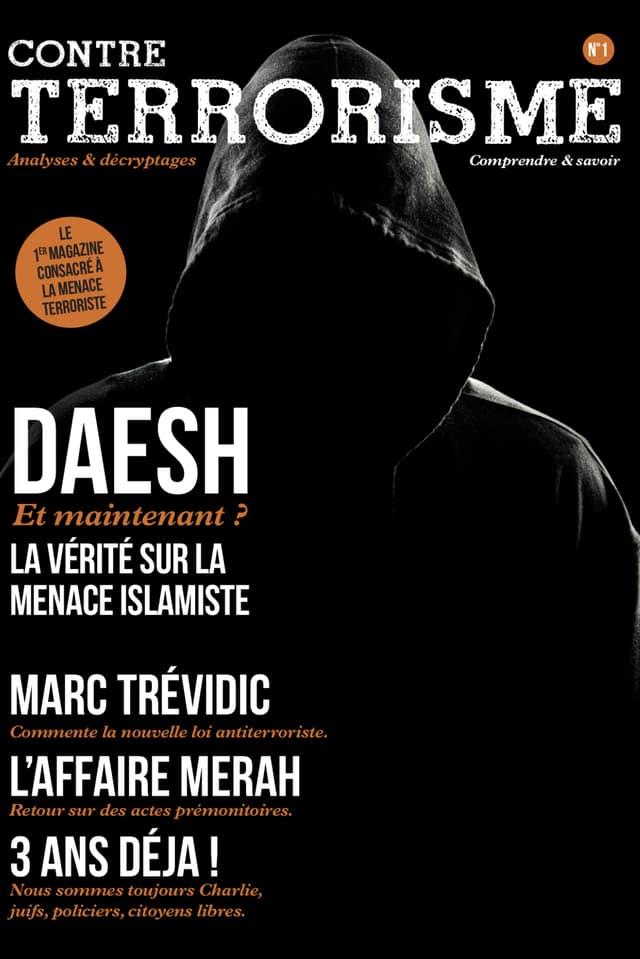 Das Cover von Contre Terrorisme.