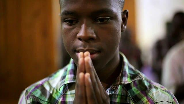 Video «Buddha in Afrika – Chinesisches Waisenhaus in Malawi» abspielen