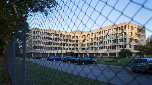 Gebäude des NDB