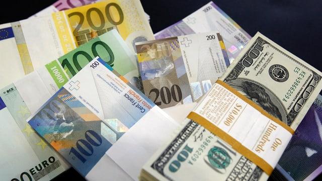 Video «Das Wirtschaftsbeben - der Euro-Mindestkurs ist aufgehoben» abspielen