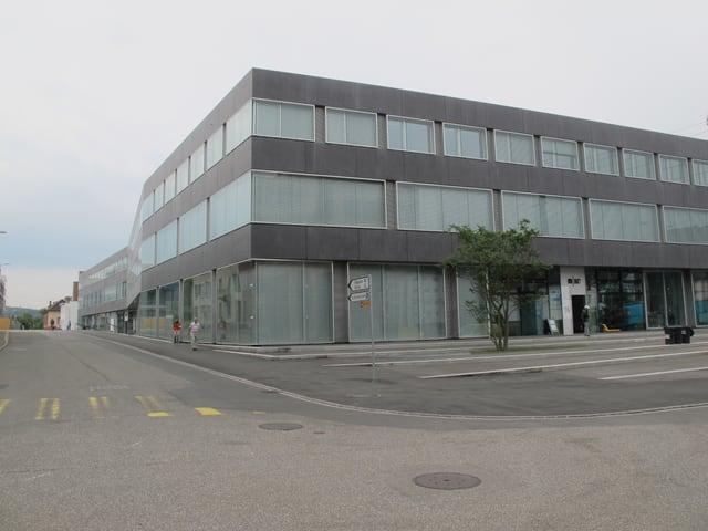Der neue Campus der Fachhochschule in Olten.