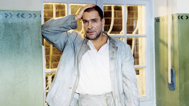 Götz George in «Der Totmacher»