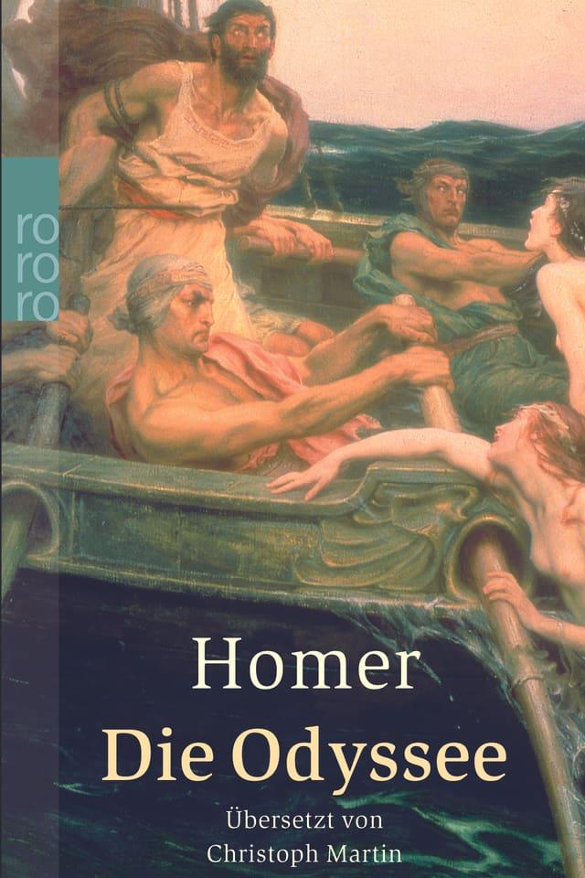 Homer. Die Odyssee. Übersetzt von Christoph Martin.