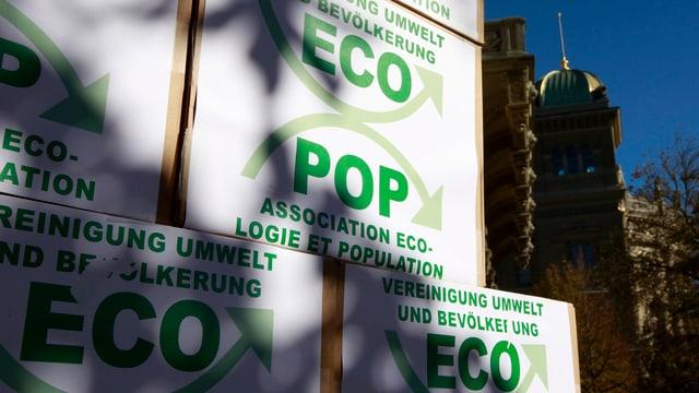 Video «Ecopop: Zuwanderung noch stärker begrenzen?» abspielen