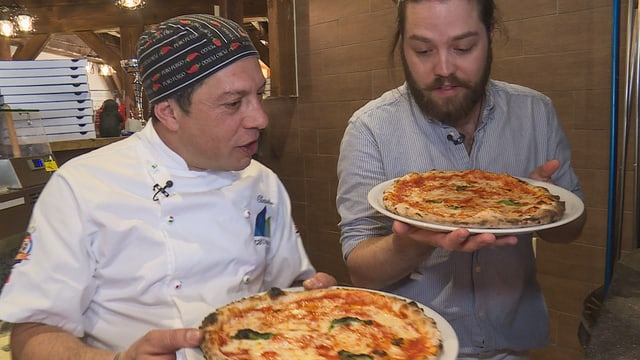 Laschar ir video «Yolo. PizzaYOLO! – Emprender dal meglier»