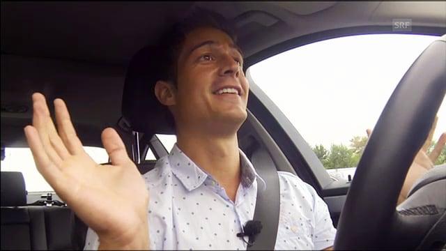 """Video «Einstein entdeckt ... """"Das Auto von morgen""""» abspielen"""