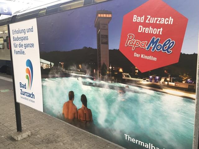 Plakat von Bad Zurzach