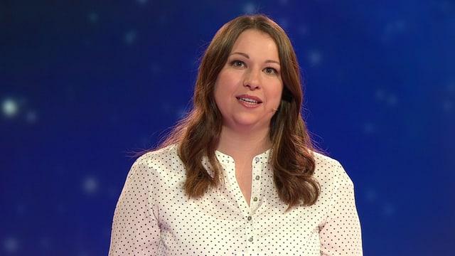 Video «Möchte hoch hinaus: Barbara Hess aus Beringen» abspielen