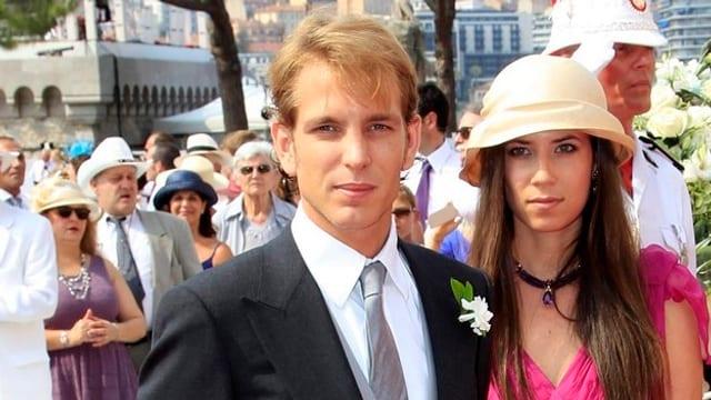 Grimaldi-Spross Andrea Casiraghi und die kolumbianische Milliardärstochter Tatiana Santo Domingo