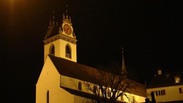 Video «Evangelisch-reformierte Christnacht aus der Stadtkirche Aarau» abspielen