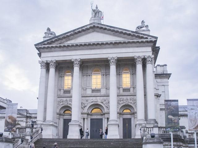 Die Tate Britain in London