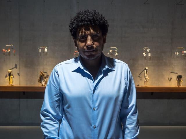 Wael Shawky im Kunsthaus Bregenz.