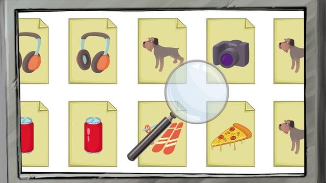 Video «Frag Fred: Wie funktioniert eine Suchmaschine? (1/8)» abspielen