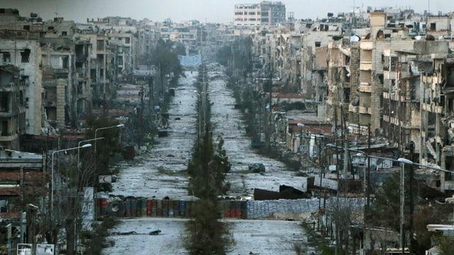 La citad d'Aleppo.