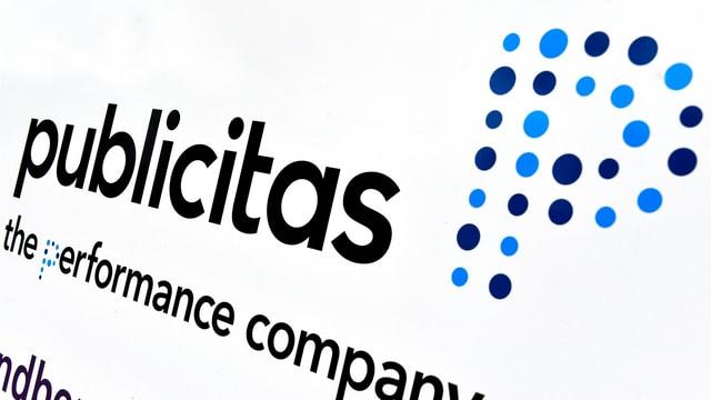 Il logo da la Publicitas.