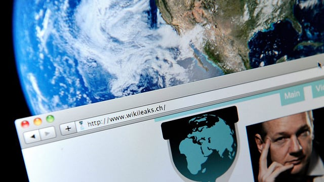 Der Streit geht auf die Veröffentlichung von US-Botschaftsdepeschen zurück.