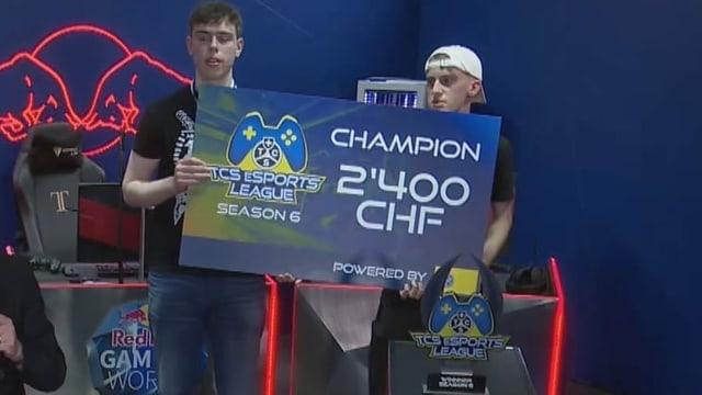 CoCoNutters sind die neuen Rocket-League-Meister