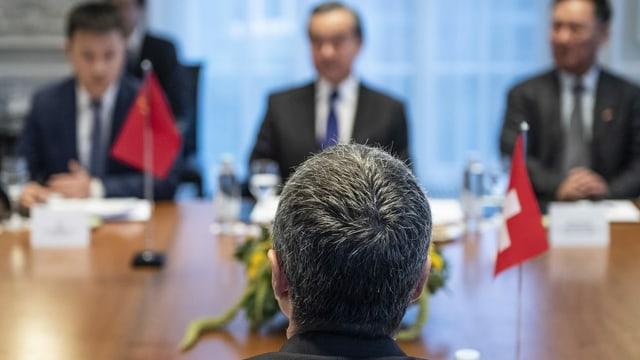 Chinas «autoritäre Herausforderung»