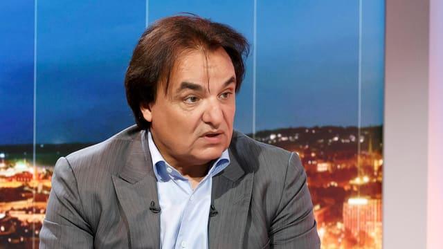 Christian Constantin, il president dal FC Sion.