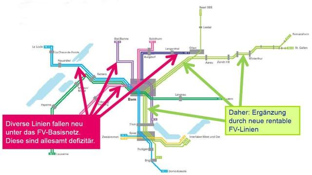Netzplan BLS