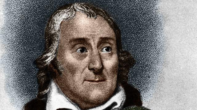 Porträt Lorenzo da Ponte.